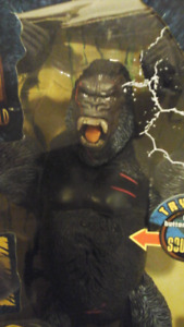 Vintage 05 SUPREME KING KONG ACTION FIGURE MIB/RARE