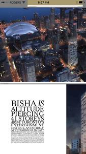 Bisha condo  one bedroom + Den assignment for sale