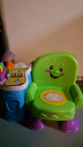 Fisher price toddler chair