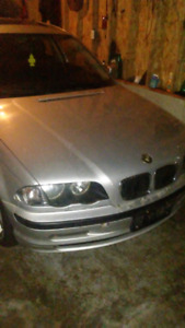BMW 325i 2001 AS IS.