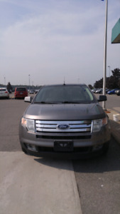 2009 ford edge limited