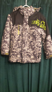 Boys Monster Winter coat/jacket size 12