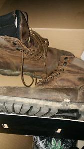 Used Kirkland Work Boots. Sz 10
