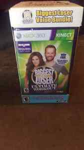 Biggest loser game for Xbox 360