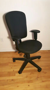 Recliner, desk chair / chaise de bureau
