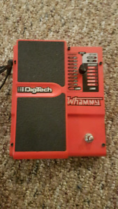 Digitech Whammy Pedal 4th Gen