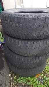 Pirelli winter tires  Cornwall Ontario image 1
