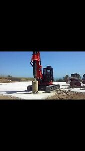 Residential / Commercial Pile drilling (track machines) Edmonton Edmonton Area image 4