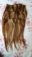 Rallonges NEUVES-VRAIS CHEVEUX 16''/NEW-REAL HAIR Extensions 95$