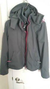 New condition women Superdry windcheater Large