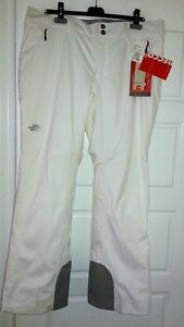 The North Face womens brand new insulated pants (sky mountain)