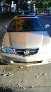 Acura 3.2 to sell vehicle in good condition