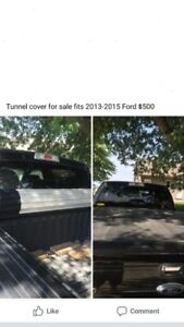 Ford Roll up Tonneau Cover