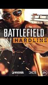 BATTLEFIELD HARDLINE XBOX ONE NEW