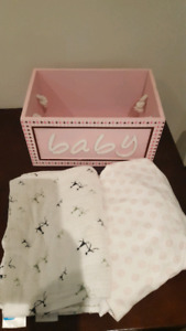 Baby girl items