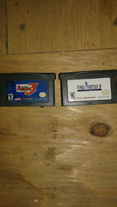 Gba games $10 for both