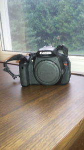 Great Condition Canon EOS Rebel T3i/600D BODY