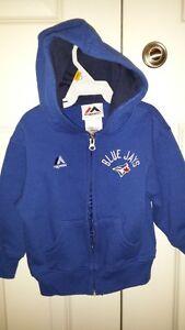 Toronto Blue Jays toddler hoodie - size 2T