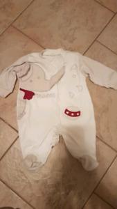 vêtements  bébé  garçon 0 à 3 mois