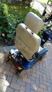 Mobility Scooter - Brand new batteries - drives nicely Peterborough Peterborough Area image 6