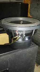 "12"" kaption spl max in a ported box! Cambridge Kitchener Area image 2"