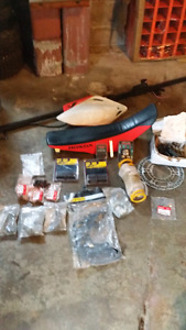 Honda CRF 250R and CRF 450R Parts