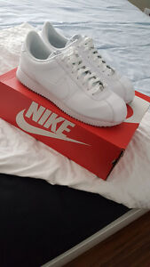 Nike Cortez white '' New in box''  Bought at Champs