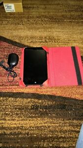 32GB HP STREAM 7 TABLET INCLUDES CASE AND CHARGER