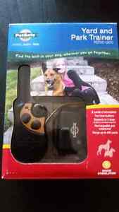 Brand new Petsafe Yard and Park Remote Trainer