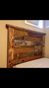 Barn Board Custom Made Furniture