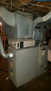 450 litres diesel fuel with furnace,tank,heat pump