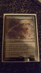 Mint condition Modern masters Tarmogoyf