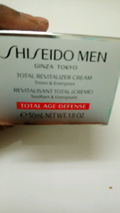 Mens Cream and Other Essentials! Brand New, Boxed.