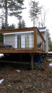 Off grid camp for sale