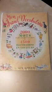 Children's dictionary (8 English 3 French) excellent condition West Island Greater Montréal image 8