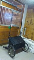 Two wheel pony cart for sale