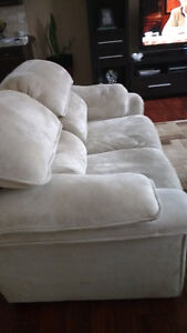 Couch sofa and chair for sale