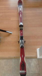 Excellent shape Skis and Boots for sale!