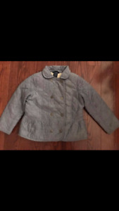 Gap Sherpa lined jacket NWT retail $60 size 5