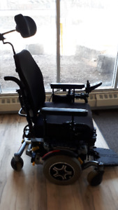 POWER WHEELCHAIR - REDUCED TO SELL