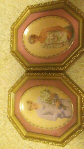 Set of 14 Princess Dianna plates with frames Kingston Kingston Area image 5