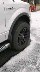 20 inch fuel rims with tires