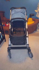 Harmony Odyssey Convertible Stroller