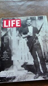 Five Collectible Life Magainzes, Beatles, Kennedy, etc. Kitchener / Waterloo Kitchener Area image 3