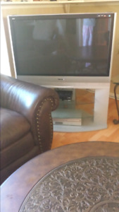 Panasonic Plasma TV with stand $100