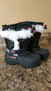 Girls Toddler Winter Boots