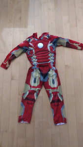 Disney Iron man costume 5 yrs old