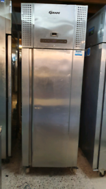 Gram 610 litres commercial chiller stainless steel fully working