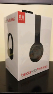 Brand new in box Beats Solo 3 wireless by Dr. Dre