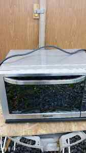 Panasonic Steam/Convection microwave Kingston Kingston Area image 1